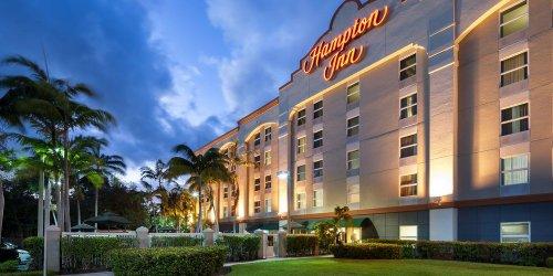 Забронировать Hampton Inn Ft Lauderdale-Airport North