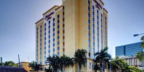 Забронировать Hampton Inn Ft. Lauderdale /Downtown Las Olas Area