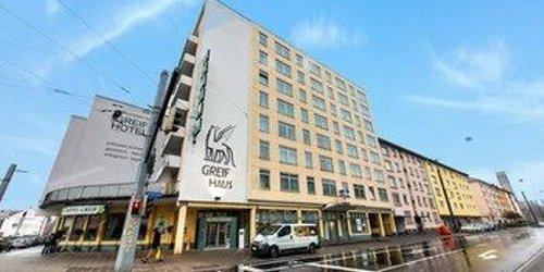 Забронировать Hotel Greif