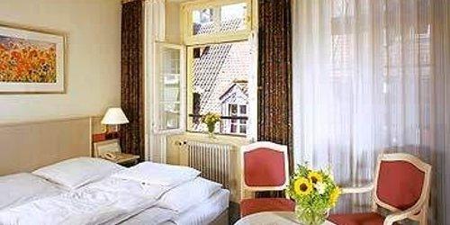 Забронировать Hotel Zum Ritter St. Georg