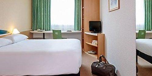 Забронировать ibis Hotel Hannover City