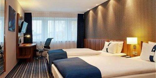Забронировать Holiday Inn Express Hamburg City Centre