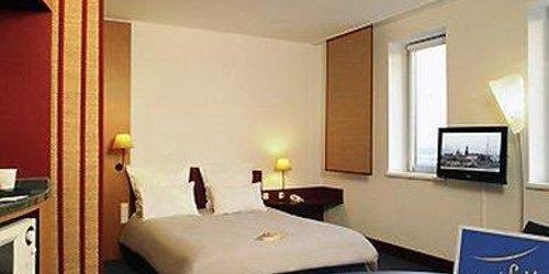 Забронировать Suite Novotel Hamburg City