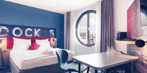 Забронировать Mercure Hotel Hamburg City