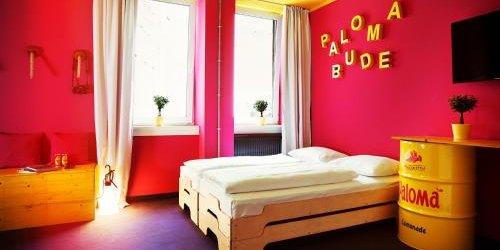 Забронировать Superbude Hotel Hostel St. Georg