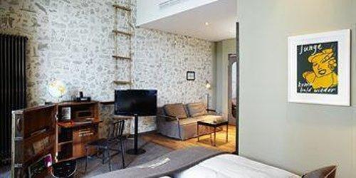 Забронировать 25hours Hotel HafenCity