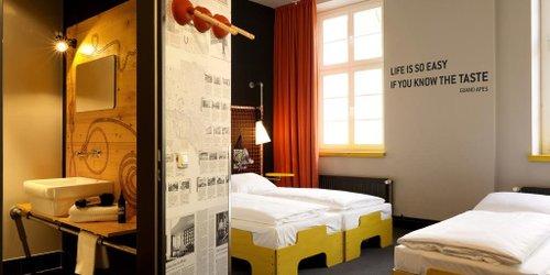 Забронировать Superbude Hotel Hostel St.Pauli