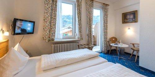 Забронировать Hotel Almenrausch und Edelweiss