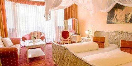 Забронировать Parkhotel Bad Faulenbach
