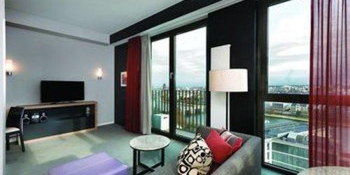 Забронировать Adina Apartment Hotel Frankfurt Neue Oper