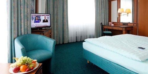 Забронировать Hotel Amadeus Frankfurt