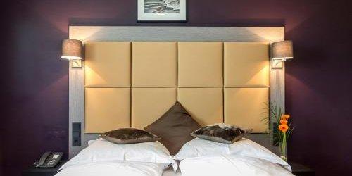 Забронировать Hotel Cult Frankfurt City