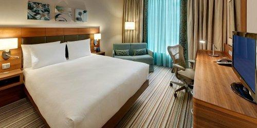 Забронировать Hilton Garden Inn Frankfurt Airport