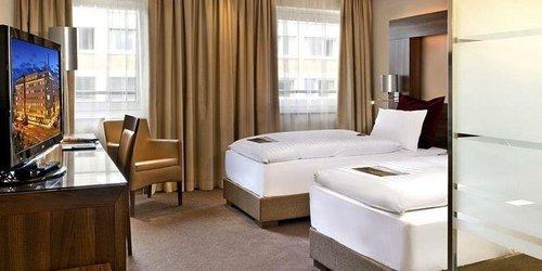 Забронировать Fleming's Deluxe Hotel Frankfurt Main-Riverside