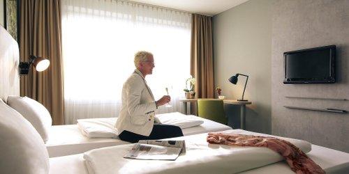 Забронировать Mercure Hotel Plaza Essen