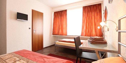 Забронировать Hotel Frohnhauser Hof