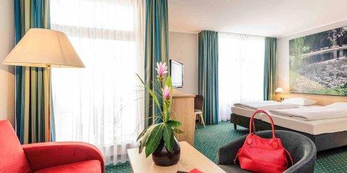 Забронировать Mercure Hotel Erfurt Altstadt