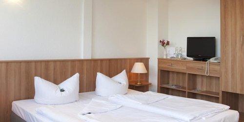 Забронировать Hotel and Restaurant Gartenstadt