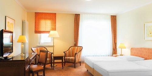 Забронировать Victor's Residenz-Hotel Erfurt