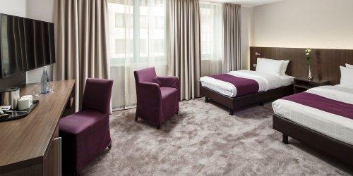 Забронировать Mercure Hotel Düsseldorf Hafen