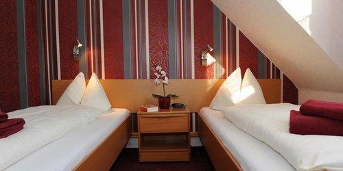 Забронировать Hotel-Pension Haus Neustadt