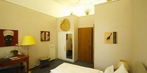 Забронировать AKZENT Hotel Am Hohenzollernplatz