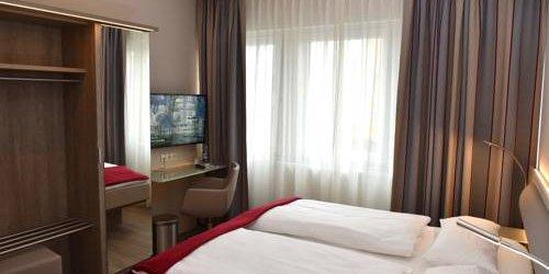 Забронировать Hotel Bonn City