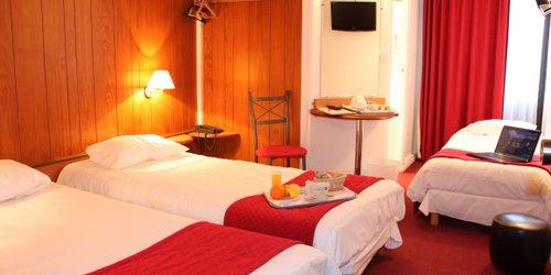 Забронировать Hôtel Restaurant Inter-hôtel Ambacia