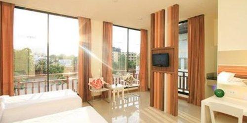 Забронировать Imm Hotel Thaphae Chiang Mai