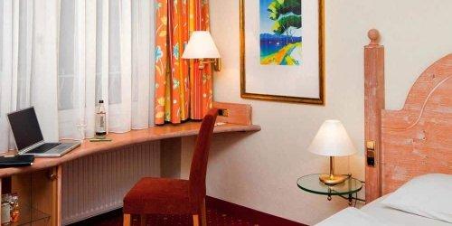 Забронировать Mercure Hotel Berlin Mitte