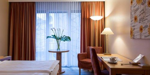 Забронировать relexa hotel Stuttgarter Hof