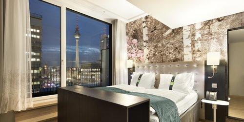 Забронировать Holiday Inn Berlin-Alexanderplatz