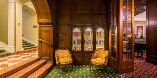 Забронировать Atlantic Parkhotel