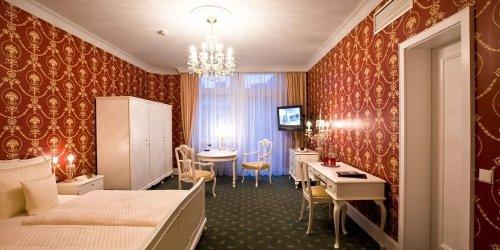 Забронировать HELIOPARK Bad Hotel Zum Hirsch