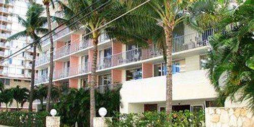 Забронировать Ewa Hotel Waikiki