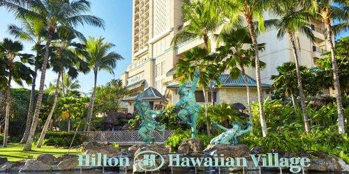 Забронировать Hilton Hawaiian Village Waikiki Beach Resort