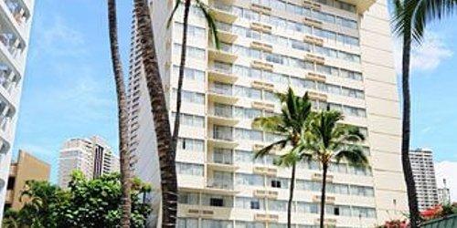 Забронировать Ramada Plaza Waikiki