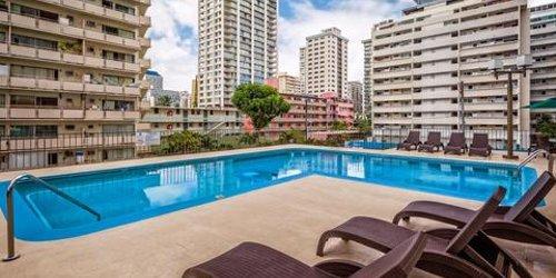 Забронировать Waikiki Resort Hotel