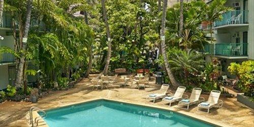 Забронировать White Sands Hotel Honolulu