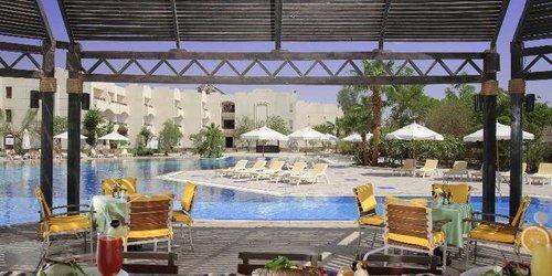 Забронировать Sharm El Sheikh Marriott Resort