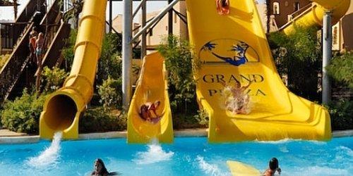 Забронировать Grand Plaza Hotel Hurghada