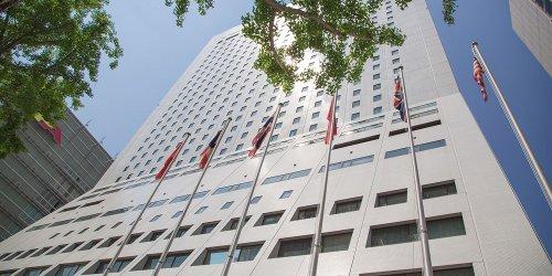 Забронировать Hotel Nikko Osaka