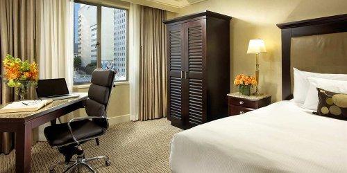 Забронировать Hilton Checkers Los Angeles