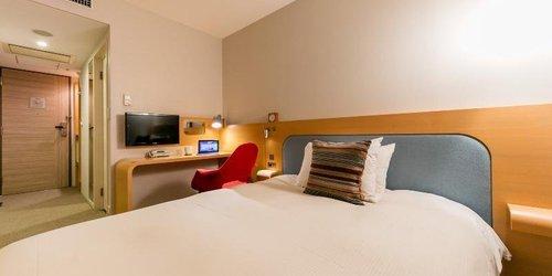 Забронировать Hotel Resol Trinity Sapporo