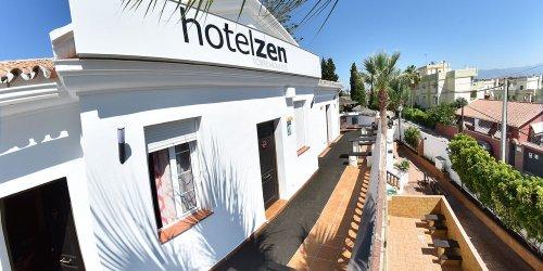 Забронировать Hotel Zen Airport