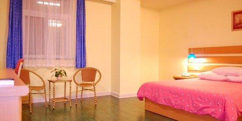 Забронировать Home Inn Wenming Er Road