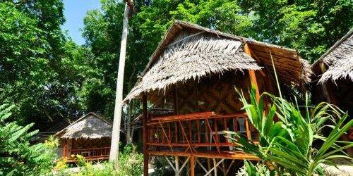 Забронировать Phutawan Bamboo Resort