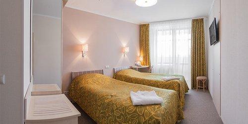 Забронировать Garni Hotel Sibiria