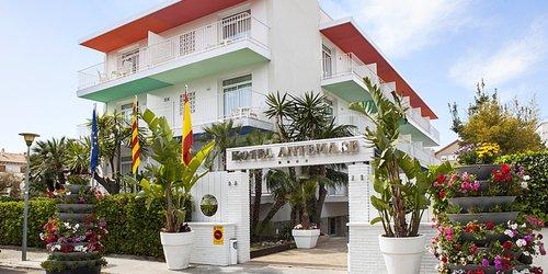 Забронировать Hotel Ibersol Antemare Spa