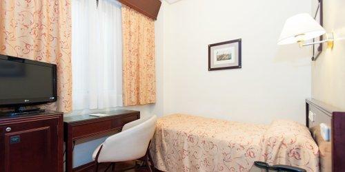 Забронировать Hotel Derby Sevilla